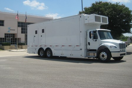 Mobile Broadcast Truck Mobile Production Truck