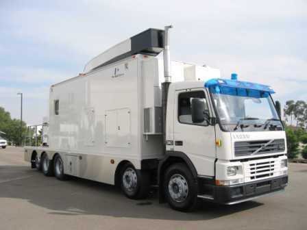 Mxr 4500 Mobile Cargo X Ray Vehicle